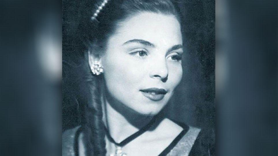 Πέθανε η ηθοποιός και αγωνίστρια Δάφνη Σκούρα -Χήρα του αγωνιστή της Εθνικής Αντίστασης, δικηγόρου Ευάγγελου Μαχαίρα