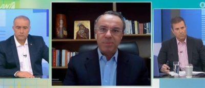 Σταϊκούρας: Επιστρεπτέα Προκαταβολή και το 2021 – Τι θα γίνει με τις 120 δόσεις και το «κούρεμα οφειλών» /ΒΙΝΤΕΟ
