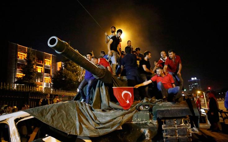 Ισόβια σε κατηγορούμενους για την απόπειρα πραξικοπήματος το 2016 στην Τουρκία