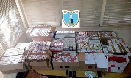 Συλλήψεις αλλοδαπών για παράβαση του Εθνικού Τελωνειακού Κώδικα στη Θεσσαλονίκη