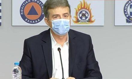 """Χρυσοχοϊδης από Κοζάνη: """"Θα βάλουμε φρένο στην πανδημία – Υπἀρχει σχἐδιο το οποίο θα εφαρμόσουμε"""""""