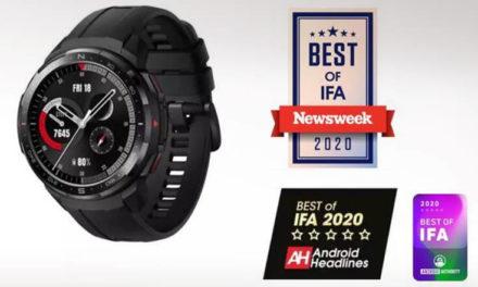 «Best Wearable» και πολλές βραβεύσεις για το νέο Rugged Smartwatch – Newsbeast