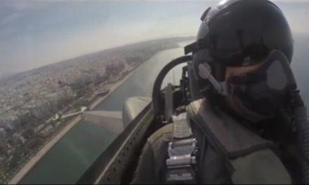 Συγκλονίζει ο πιλότος: Το πιο ηχηρό μήνυμα της Ιστορίας είναι το δισύλλαβο ΟΧΙ (vid)