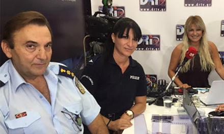 Ένας ακόμη, από την παλαιά φρουρά των αξιωματικών της Ελληνικής Αστυνομίας, αποχώρησε από την ενεργό δράση