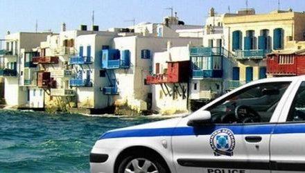 Δυο συλλήψεις από αστυνομικούς του Α. Τ. Μυκόνου