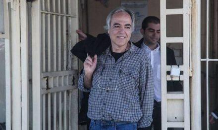 Στην εντατική ο Δημήτρης Κουφοντίνας – Βρίσκεται στην 40ηημέρα απεργίας πείνας
