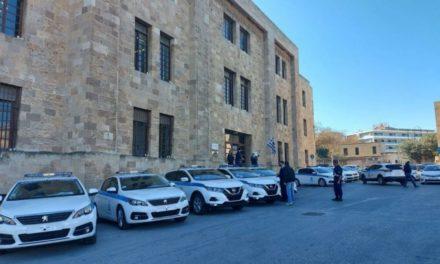 Ευχαριστήρια επιστολή των Ενώσεων Αστυνομικών Νοτίου Αιγαίου