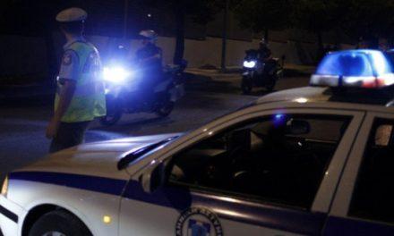 Έκρηξη αυτοσχέδιου μηχανισμού στη Δημοτική Αστυνομία