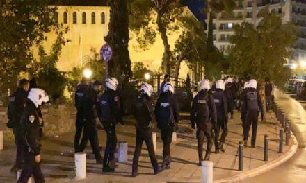 ΔΙ.ΑΣ. και ΟΠΚΕ ανέλαβαν δράση στους δρόμους της Θεσσαλονίκης – ΒΙΝΤΕΟ