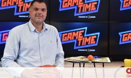 ΟΠΑΠ Game Time ΜΠΑΣΚΕΤ: Ο Δημήτρης Παπανικολάου για τη διαβολοβδομάδα της Euroleague