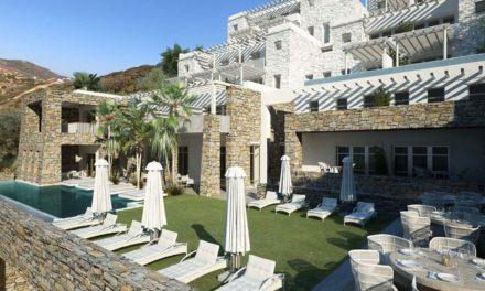 Ανοίγει τον Ιούνιο του 2021 το Ydor Hotel & Spa στην Κέα