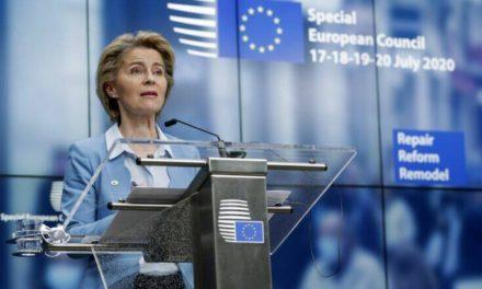 Θετική η Ούρσουλα φον ντερ Λάιεν στην πρόταση Μητσοτάκη