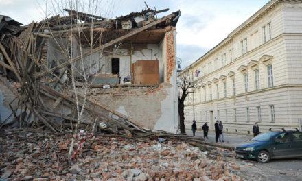 Ο ισχυρός σεισμός στην Κροατία έγινε αισθητός μέχρι και τη Νάπολη της Ιταλίας