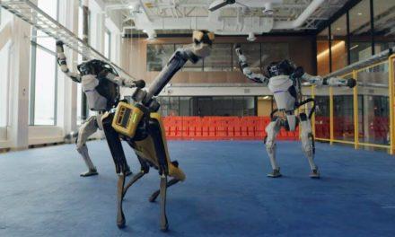Με χορό αποχαιρέτησαν το 2020 τα ρομπότ της Boston Dynamics – Newsbeast