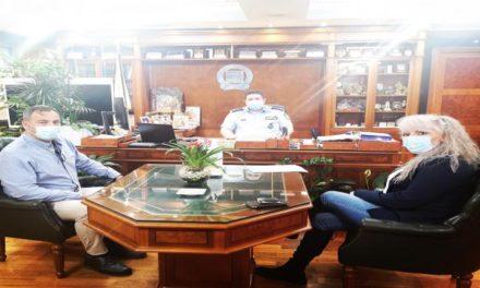 Τι ειπώθηκε στη συνάντηση συνδικαλιστών με τον Αρχηγό της ΕΛ.ΑΣ.