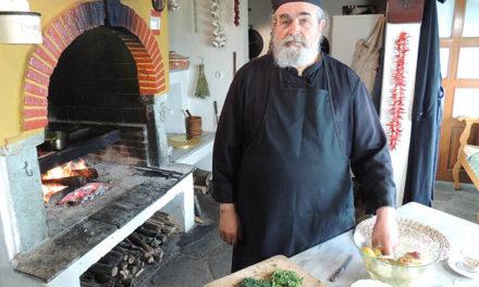 Οι συνταγές του αρχιμάγειρα του Αγίου Όρους έφτασαν στην πλατφόρμα – Newsbeast