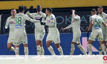 Άρης-Παναθηναϊκός 0-1: Σημαντική νίκη για το «τριφύλλι» στη Θεσσαλονίκη