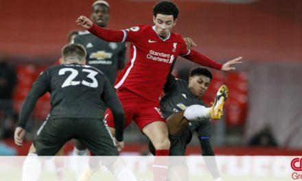 Λίβερπουλ-Μάντσεστερ Γιουνάιτεντ 0-0: Ισοπαλία στο Άνφιλντ, παραμένουν στην κορυφή οι «μπέμπηδες»