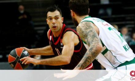 Euroleague – Ζαλγκίρις-Ολυμπιακός 81-79: «Αυτοκτονία» και ήττα στο Κάουνας