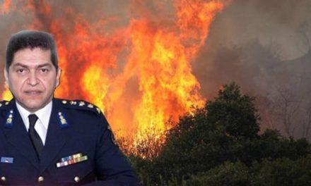 Ο Γκουρμπάτσης καταγγέλλει «παράγκα» και «σύστημα παραδιοίκησης» στην Πυροσβεστική