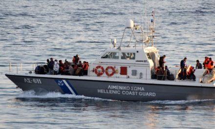 Συναγερμός στο Λιμενικό για ναυάγιο στη Μυτιλήνη: Ένας νεκρός και αγνοούμενοι