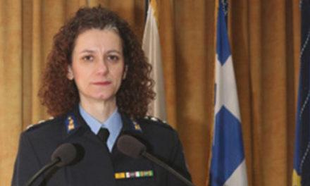 Τέλος από εκπρόσωπος Τύπου της Πυροσβεστικής η Σταυρούλα Μαλλίρη