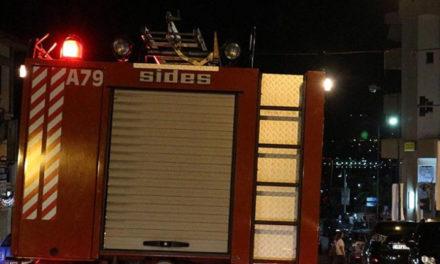 Αναστάτωση από πυρκαγιά σε κτήριο επί της Αγ. Κωνσταντίνου στο Μαρούσι