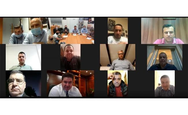 Skype με αρχηγό: Αποτελέσματα Διοικητικού Συμβουλίου της Π.Ο.ΑΞΙ.Α.