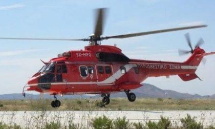 Πυροσβεστική: Αεροδιακομιδές κρουσμάτων κορονοϊού χωρίς εκπαίδευση