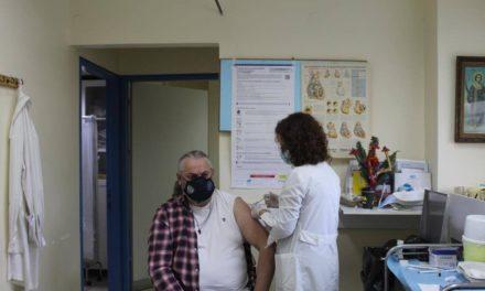 Μεσολόγγι: 15 αστυνομικοί εμβολιάστηκαν | PoliceNET of Greece