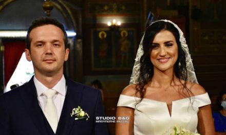 Παντρεύτηκε η εκπρόσωπος τύπου της ΕΛ.ΑΣ. Ιωάννα Ροτζιώκου (φωτο)