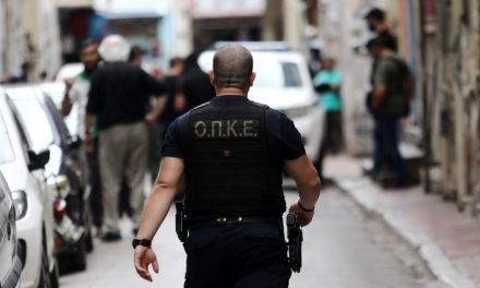 Επίθεση κατά αστυνομικών της ΟΠΚΕ