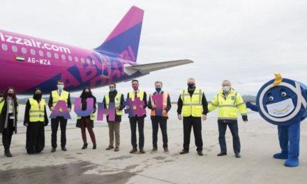 H Wizz Air Abu Dhabi ξεκίνησε πτήσεις προς Αθήνα
