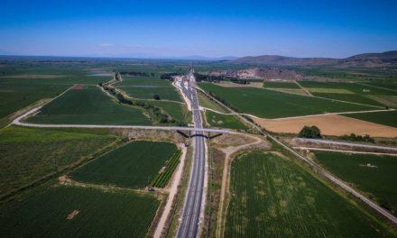 Υπογράφηκε η μελέτη για τη βελτίωση της ΠΕΟ Λάρισας – Βόλου, στα 140 εκατ. το έργο