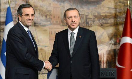 Τουρκία, διερευνητικές και η συνέντευξη του κ. Σαμαρά