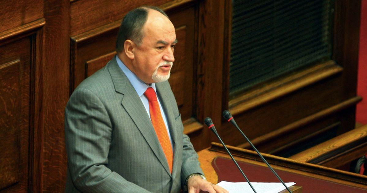 Πέθανε ο Αδάμ Ρεγκούζας, πρώην βουλευτής της ΝΔ