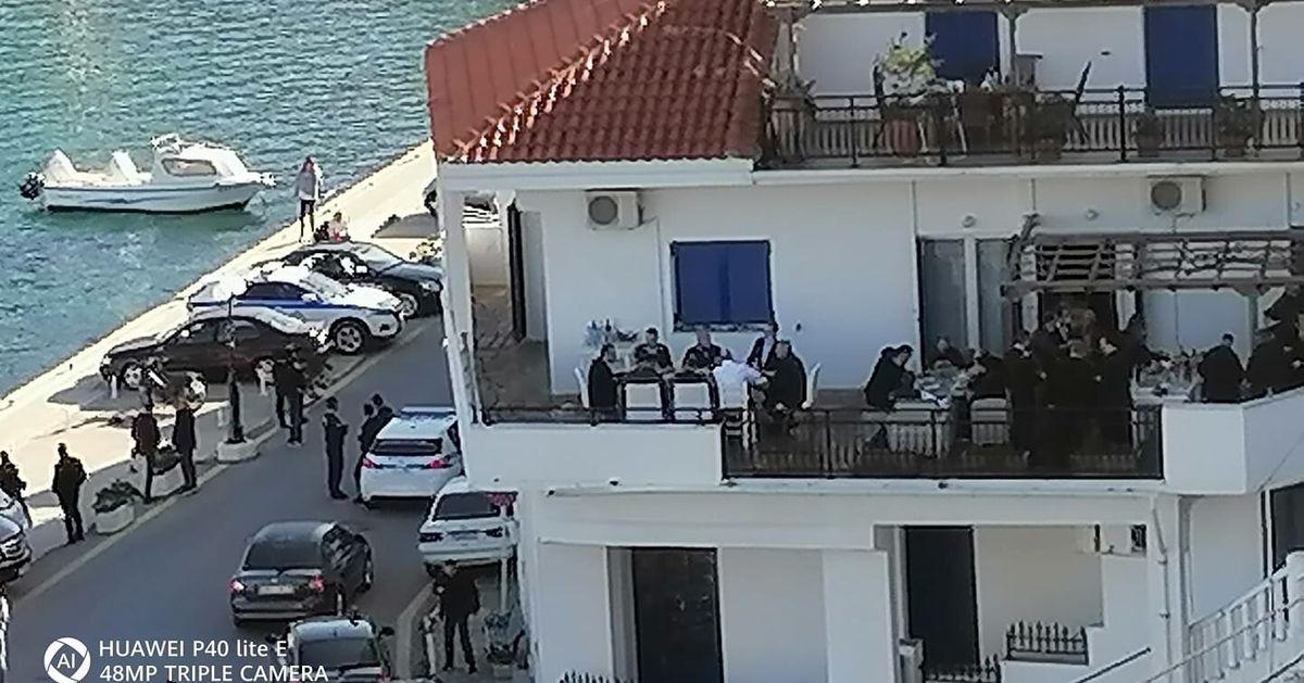 Αντιδράσεις για το γεύμα Μητσοτάκη στην Ικαρία – Στεφανάδης: Τηρήθηκαν όλα τα μέτρα