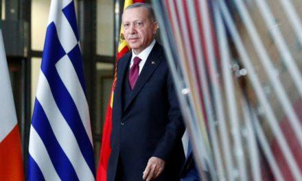 Ελλάδα, τουρκικός αναθεωρητισμός, το έλλειμμα της Ευρώπης