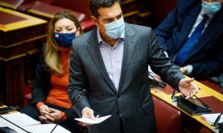 Τσίπρας: «Απόπειρα συγκάλυψης» στην υπόθεση Λιγνάδη