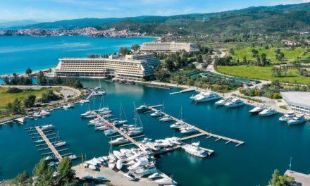 Ανοίγει τον Απρίλιο του 2021 το Porto Carras Grand Resort