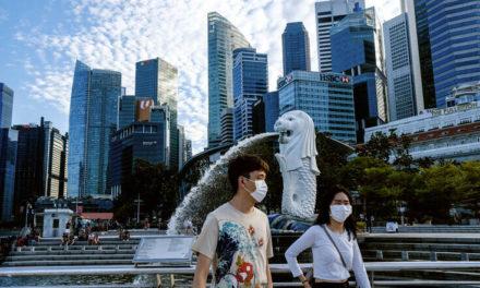 Σε φυλακή της Σιγκαπούρης Βρετανός που παραβίασε την καραντίνα