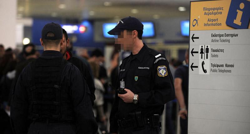 Καλλιακμάνης: «Ανάγκη για τεστ Covid-19 στους αστυνομικούς του αεροδρομίου»