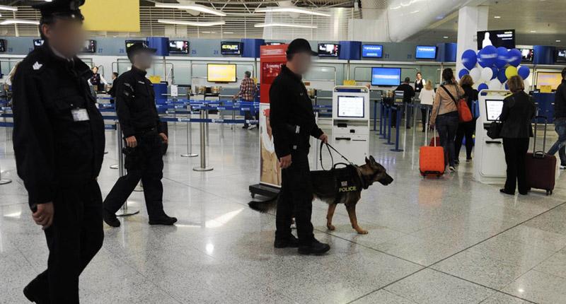 Πλαφουντζής: Ξαφνικά ανακάλυψαν 5 κρούσματα covid-19 σε αστυνομικούς του Ελ. Βενιζέλος
