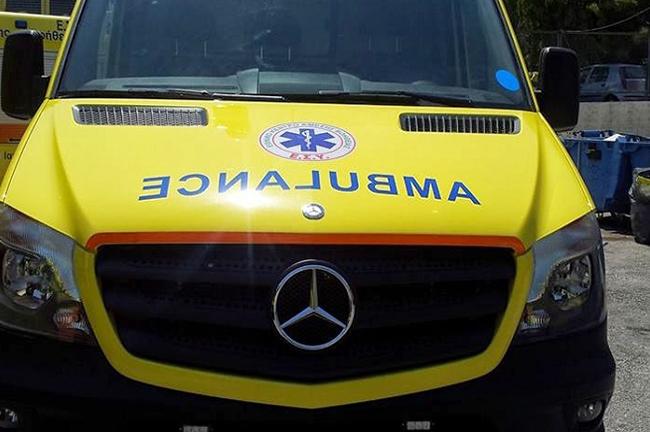 Καισαριανή: Ηλικιωμένη στο νοσοκομείο έπειτα από πυρκαγιά