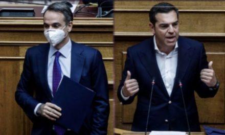 """""""Σήκωσε το γάντι"""" ο Μητσοτάκης – Την Παρασκευή στη Βουλή απαντά στην επίκαιρη ερώτηση του Τσίπρα για τα περιστατικά αστυνομικής βίας"""