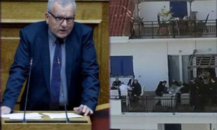 """Ο βουλευτής Στεφανάδης για το γεύμα του πρωθυπουργού στην Ικαρία που ξεσήκωσε αντιδράσεις: """"Τηρήθηκαν όλα τα μέτρα"""" – Βοά η αντιπολίτευση – ΒΙΝΤΕΟ"""