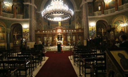 """""""Ιερό"""" πρόστιμο 1.500 ευρώ σε δύο ιερείς για συνωστισμό σε εκκλησίες της Θεσσαλονίκης"""