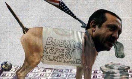 """Ο Ερντογάν ως """"σκύλος του Μπους"""" και η ελευθερία της έκφρασης – Τι λέει το ΕΔΔΑ για τη σύλληψη του καλλιτέχνη"""
