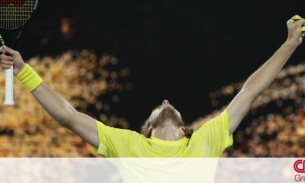 Australian Open: Δυσκολεύτηκε, αλλά επικράτησε του Κοκκινάκη ο Τσιτσιπάς