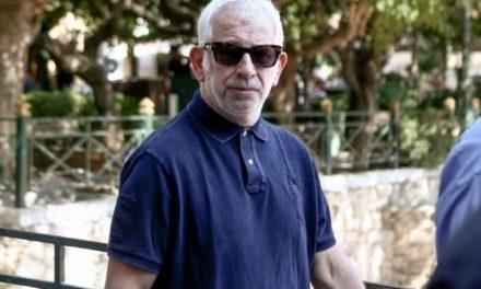 Πέτρος Φιλιππίδης: Με συμπτώματα εγκεφαλικού στο νοσοκομείο -Η ανακοίνωση της οικογένειας